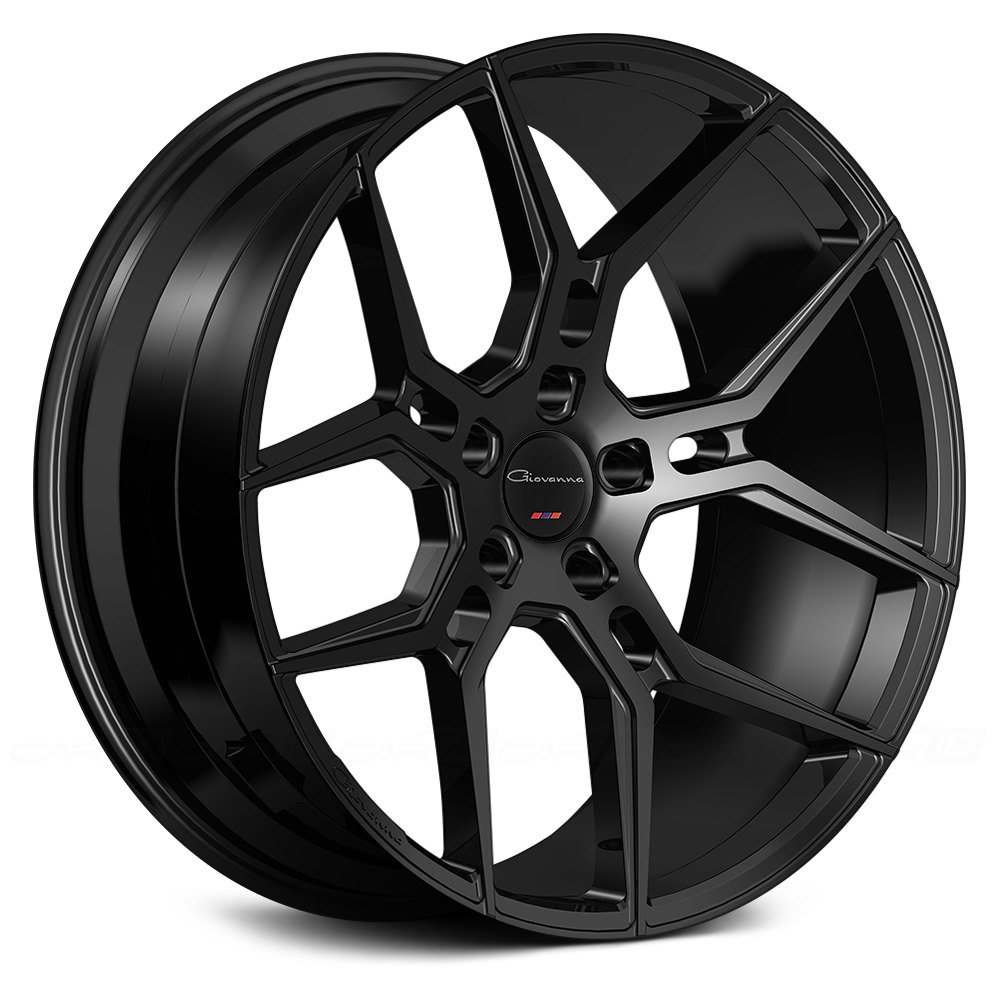 Giovanna 174 Haleb Wheels Gloss Black Rims