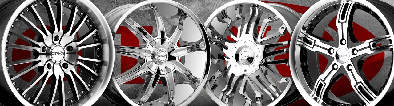 Universal Gitano WHEELS & RIMS