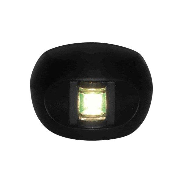 glamox 335027 black led stern light transom mount. Black Bedroom Furniture Sets. Home Design Ideas