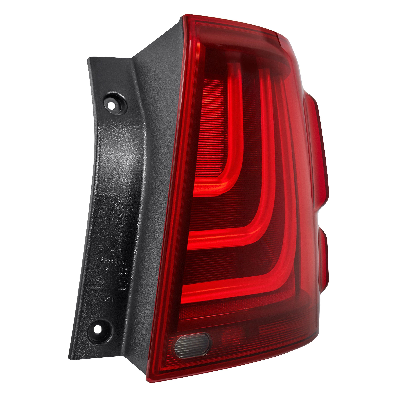 Glohh Gl101 Gl3 R02 Gl 3 Dynamic Black Red Sequential Fiber Optic Led Tail Lights