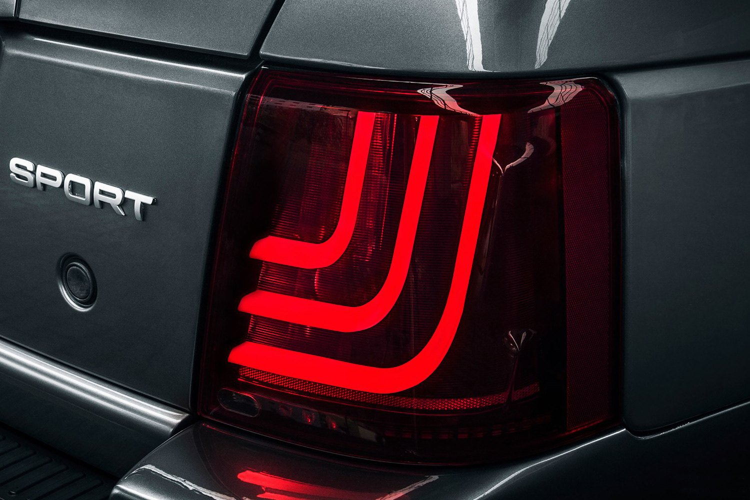 Gl 3 Dynamic Red Fiber Optic Led Tail Lights