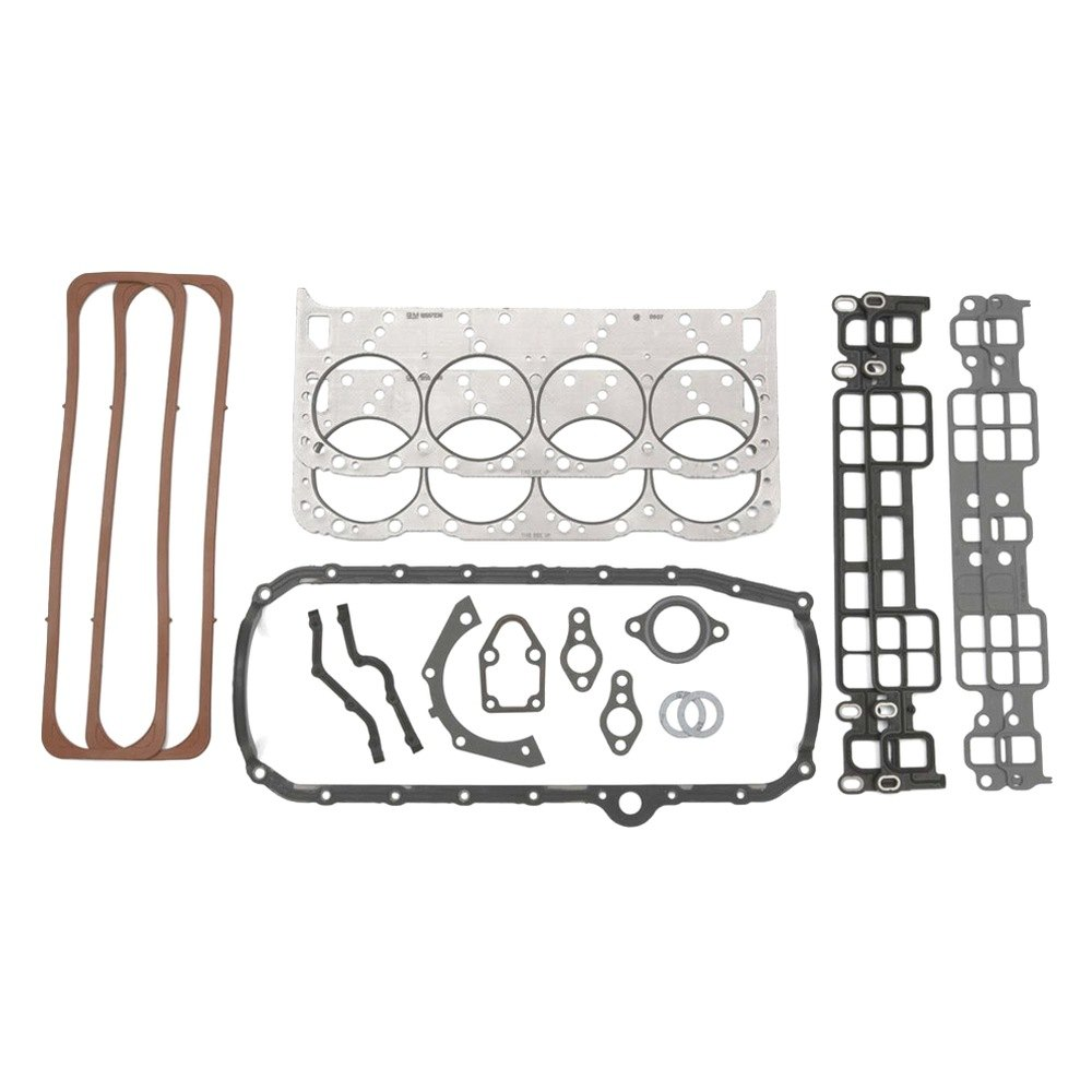 GM Parts® 19201172 - Gasket Set 19201172 - SBC CT604 Engine