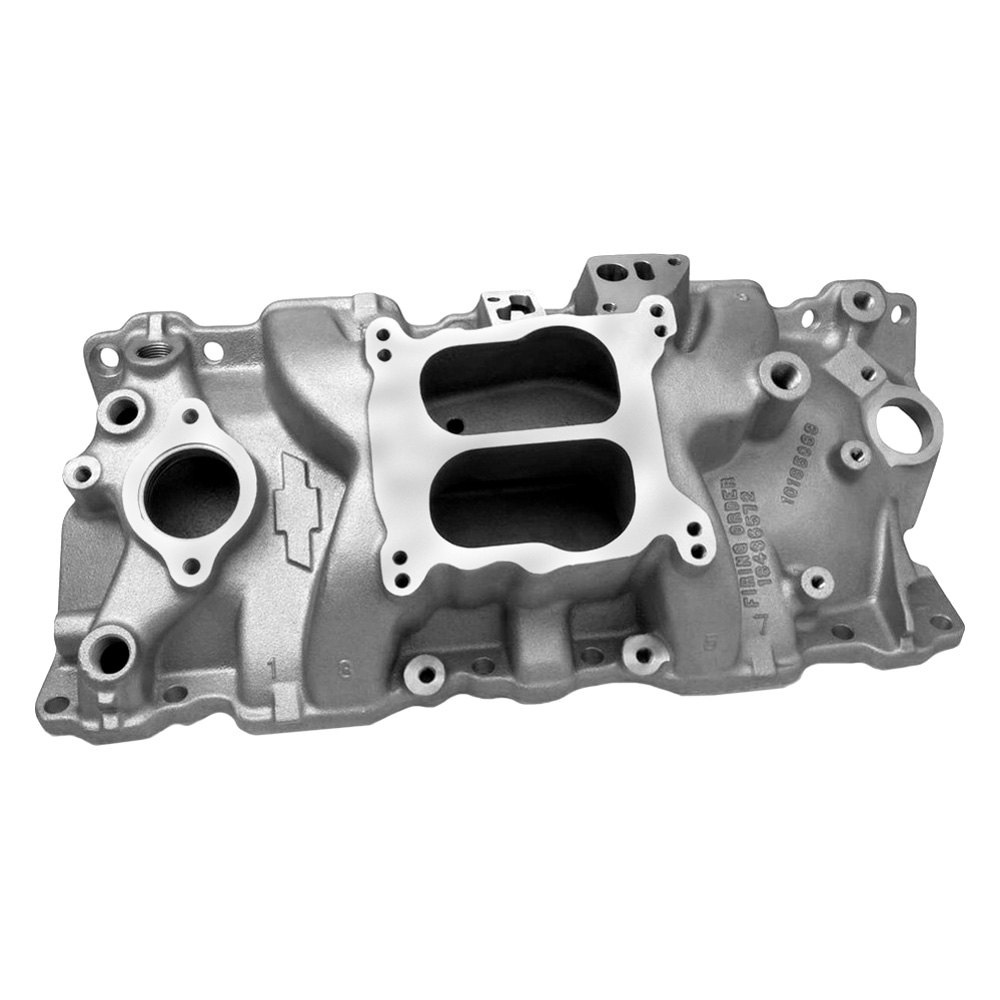 Sbc Performance Upgrades: Chevy CK Pickup 1986 Intake Manifold