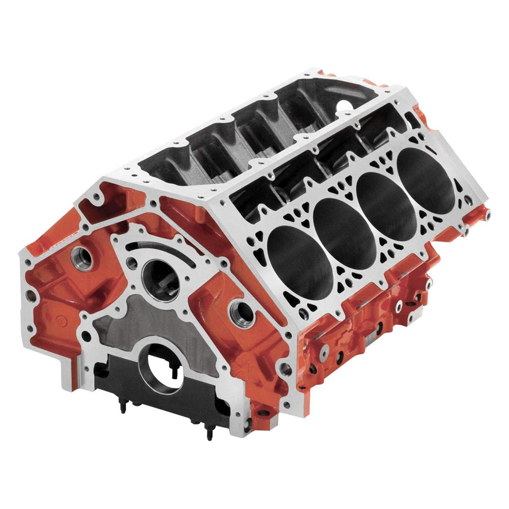 Chevrolet Performance® 19260095  LSX376 Engine Block