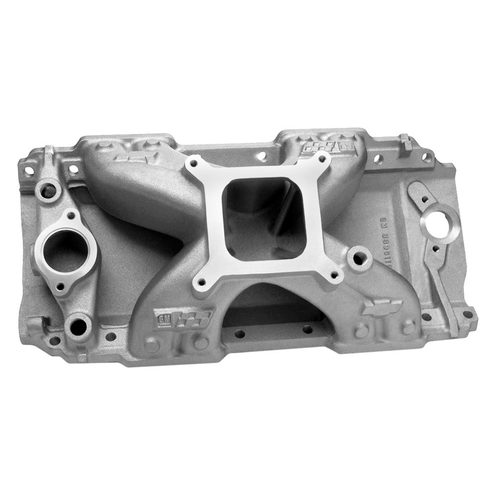 Sbc Performance Upgrades: Chevy Camaro 1967 Intake Manifold
