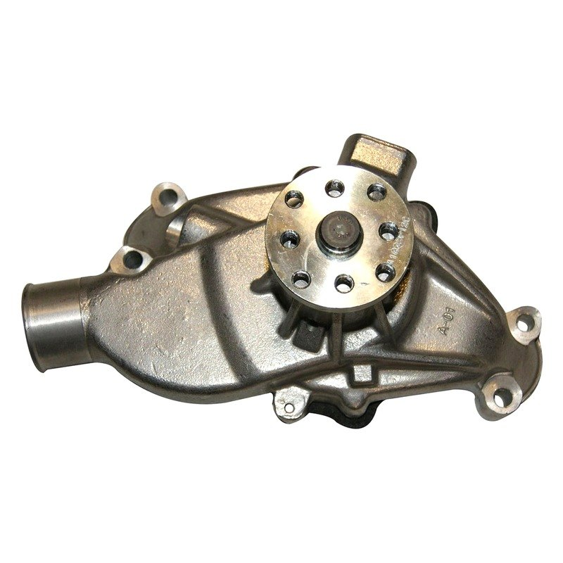 Water Pump Replacement : Gmb chevy corvette replacement water pump