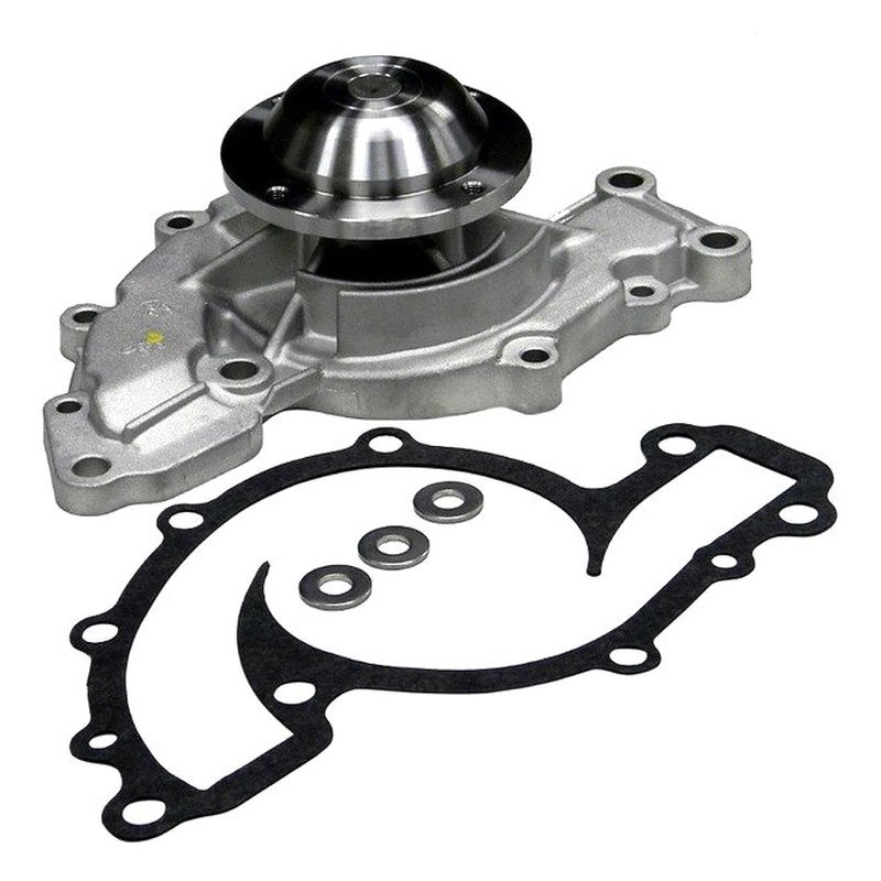 Water Pump Replacement : Gmb pontiac grand am  replacement water pump