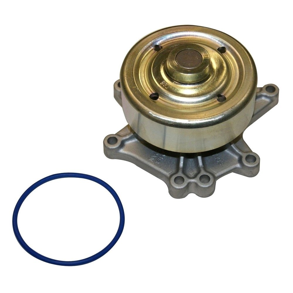 gmb toyota corolla 1 8l 2005 2006 replacement water pump. Black Bedroom Furniture Sets. Home Design Ideas
