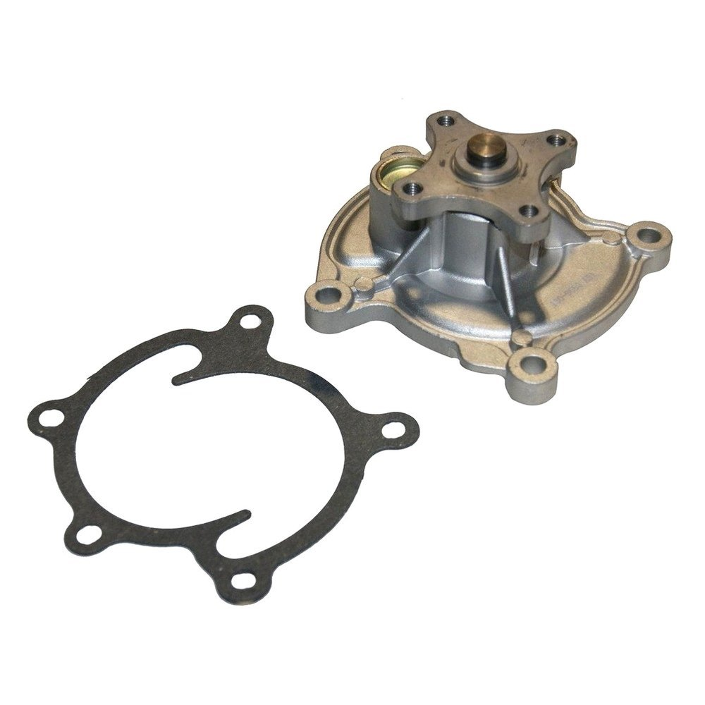 Water Pump Replacement : Gmb pontiac g replacement water pump