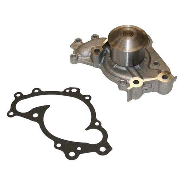 Camry Water Pump Replacement 47