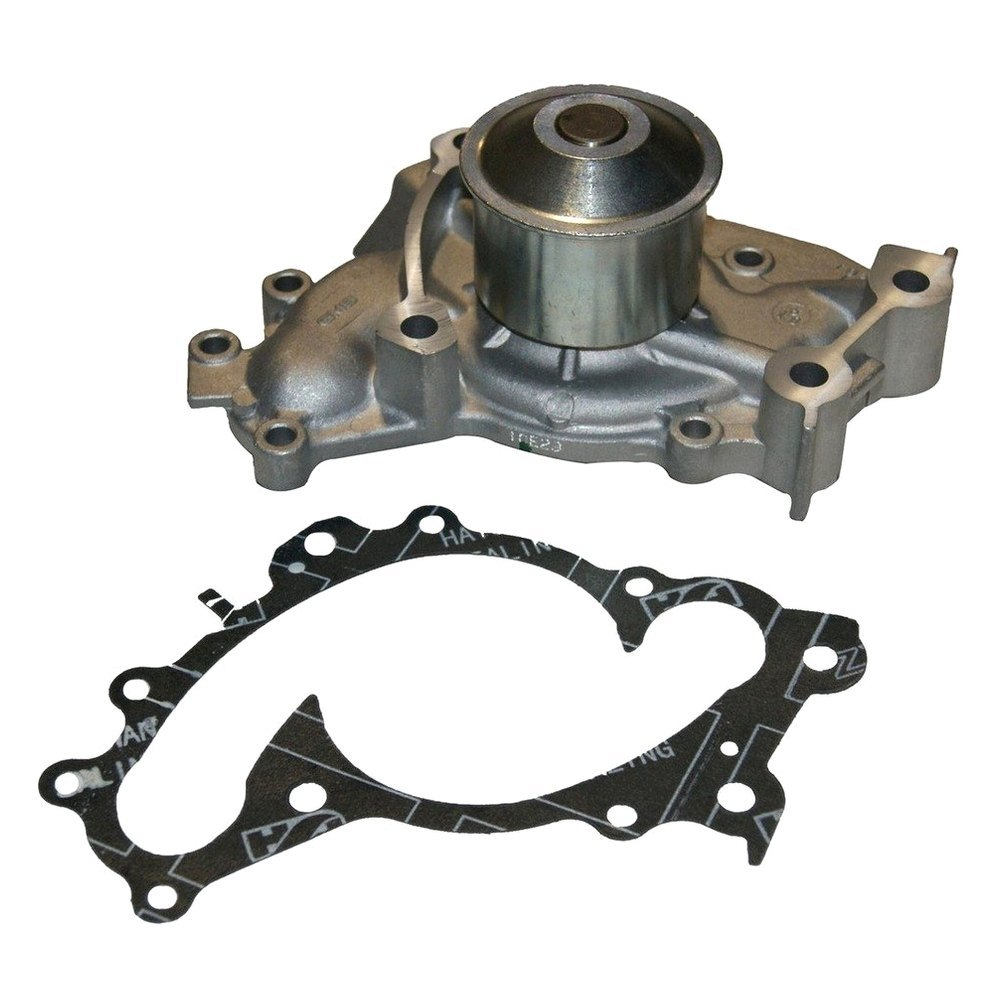 Camry Water Pump Replacement 68
