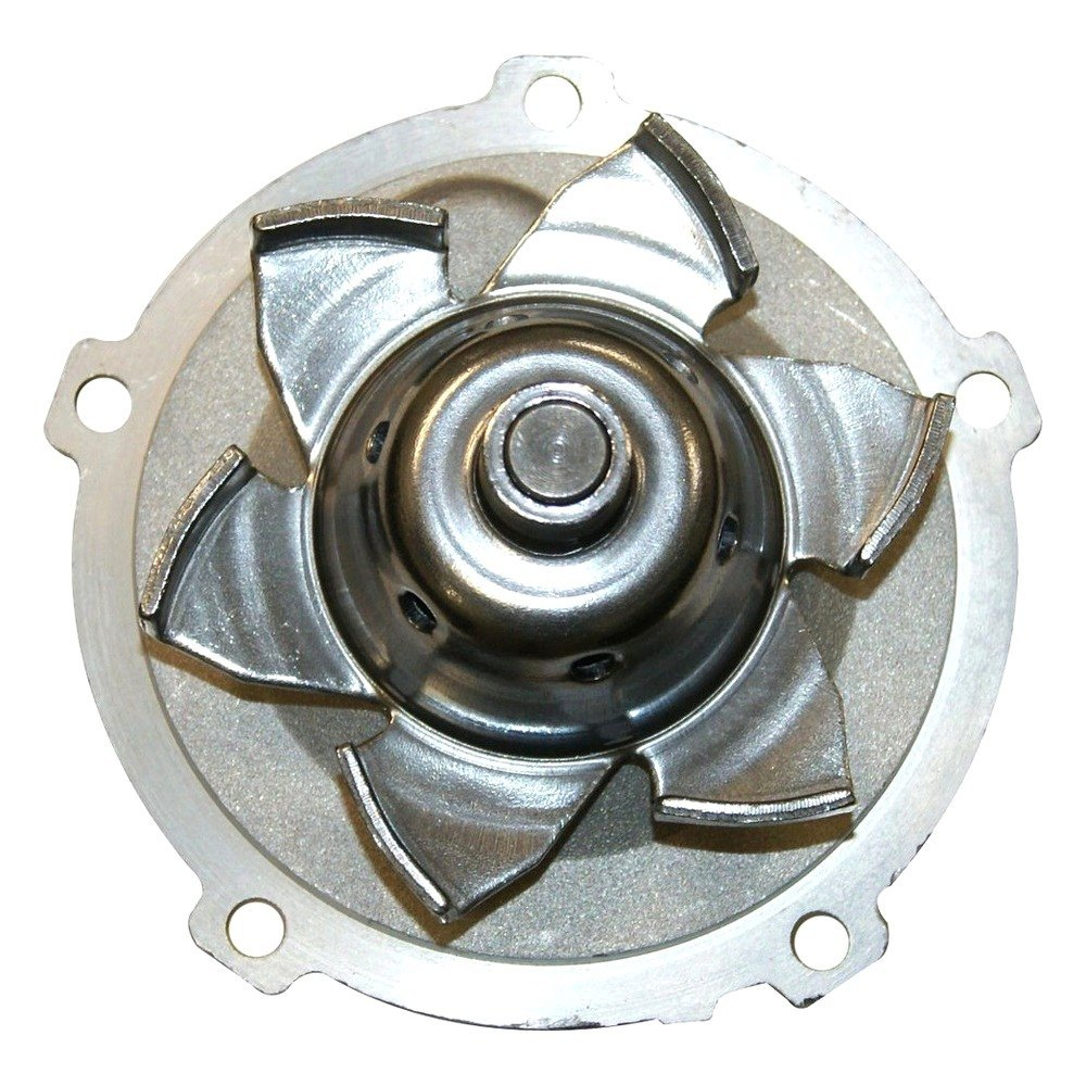 GMB Water Pump New for Chevy Chevrolet Equinox Pontiac 130-9700