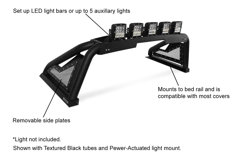 Go rhino sport bar 20 bed bar rhino steel sport bar 20 scheme aloadofball Image collections