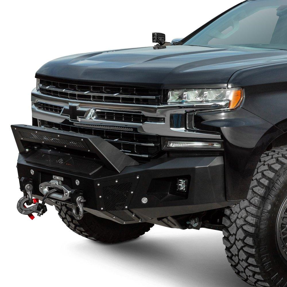 Go Rhino® - BR Series Full Width Front HD Winch Bumper