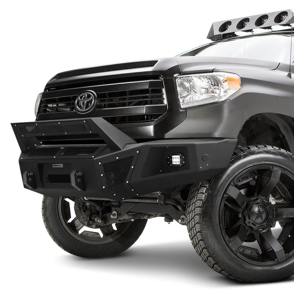 For Toyota Tundra 14-18 BR5 Replacement Full Width Black ...