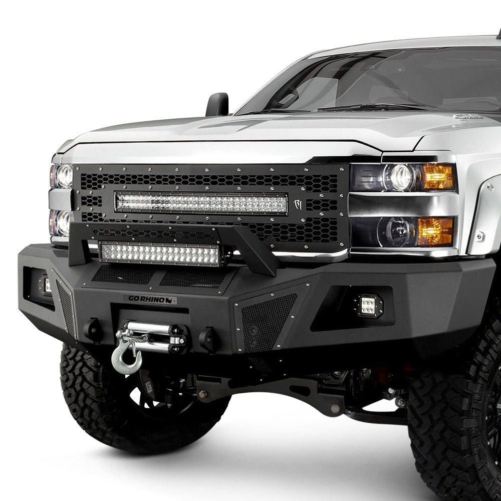 chrome bumper and winch accessories for 2014 chevy 2500 hd autos post. Black Bedroom Furniture Sets. Home Design Ideas