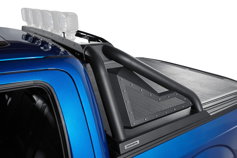 For Chevy Silverado 1500 Ld 19 Go Rhino Textured Black
