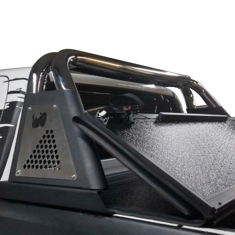 2019 Chevrolet Silverado 1500 Ld Double Cab Interior: For Chevy Silverado 1500 14-18 Go Rhino Polished Stainless