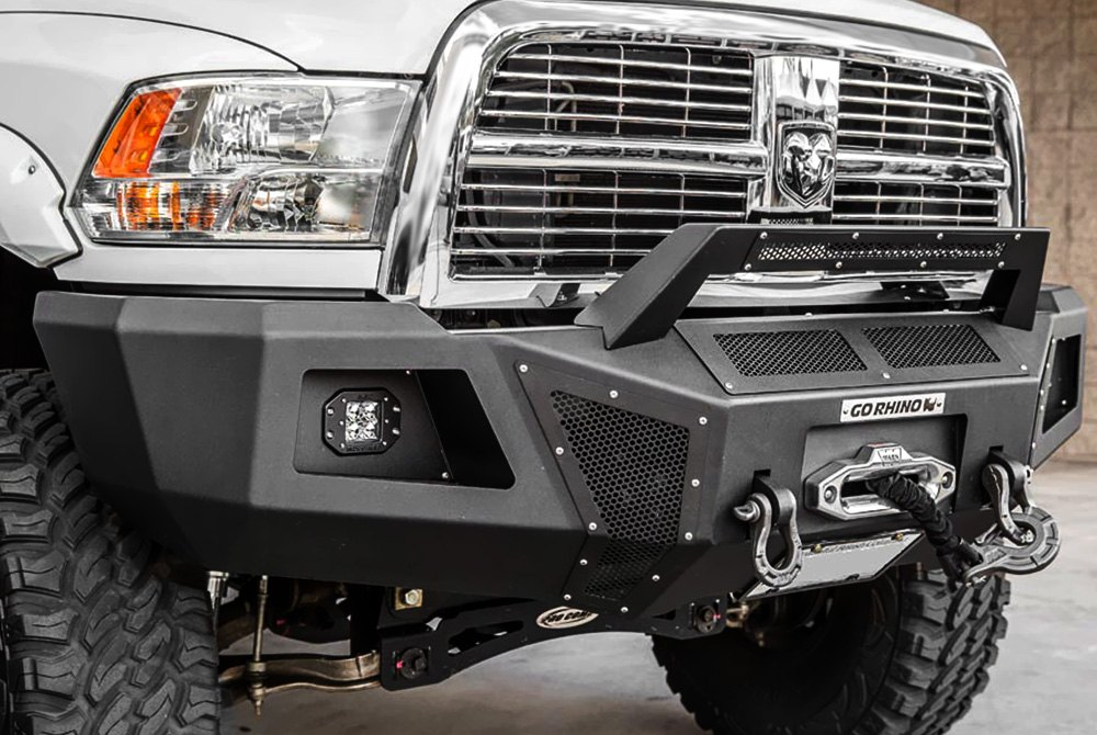Go Rhino Grille Guards Side Steps Truck Accessories