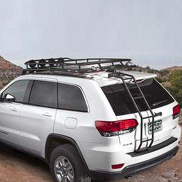 gobi jeep grand cherokee 2014 2016 ranger roof cargo basket. Black Bedroom Furniture Sets. Home Design Ideas