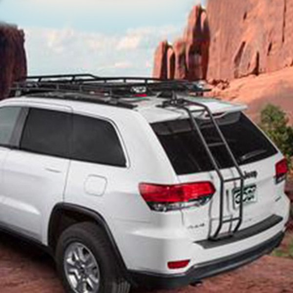 Jeep Cargo Basket: Jeep Grand Cherokee 2014-2016 Stealth Roof Cargo