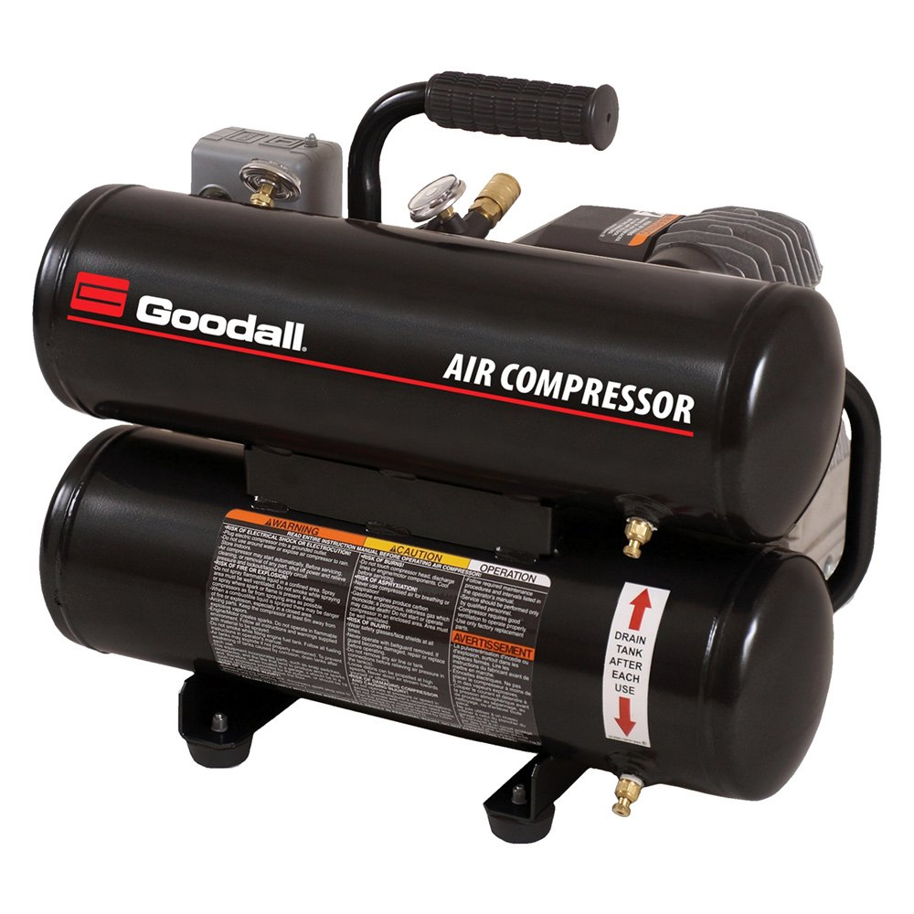 Goodall 174 65 005 4 1 Cfm 1 Stage Portable Air Compressor
