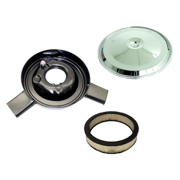 Chevelle Air Cleaner : Goodmark chevy chevelle  air cleaner assembly