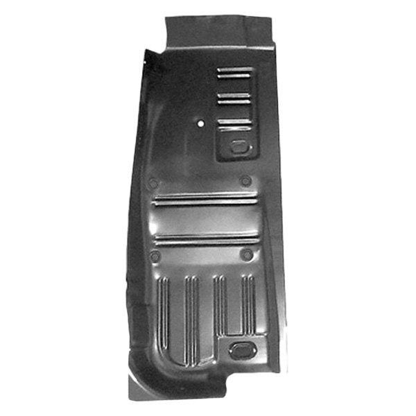 Goodmark ford mustang fastback hardtop 1968 floor pan for 1968 mustang floor pan replacement