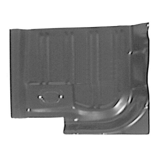Goodmark ford mustang 1965 1968 floor pan patch rear for 1968 mustang floor pan replacement