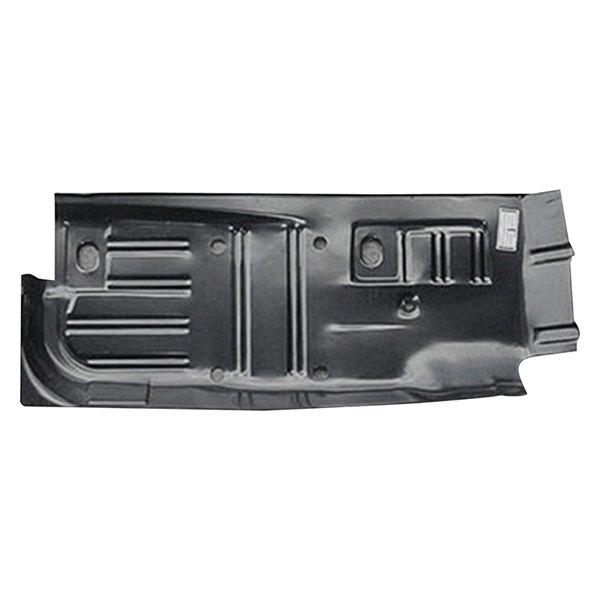 Goodmark ford mustang fastback hardtop 1967 floor pan for 1967 mustang floor pan