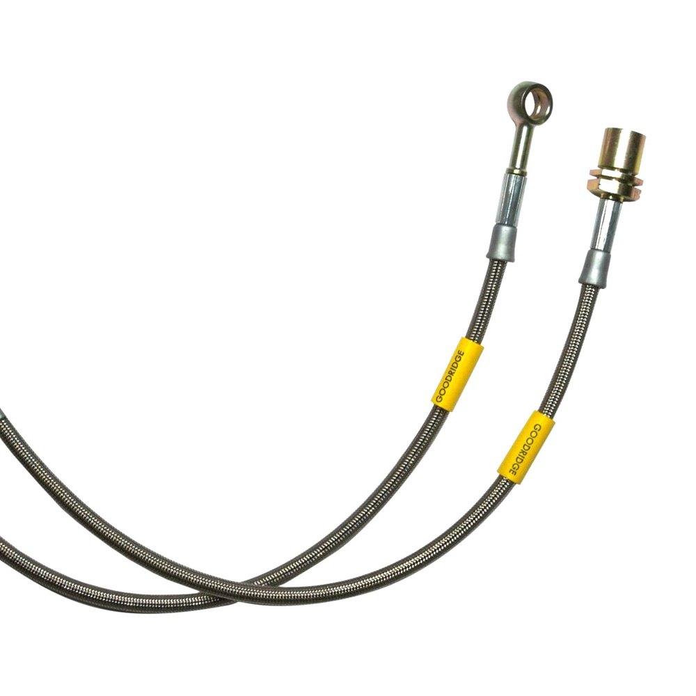 silverado brake line kit