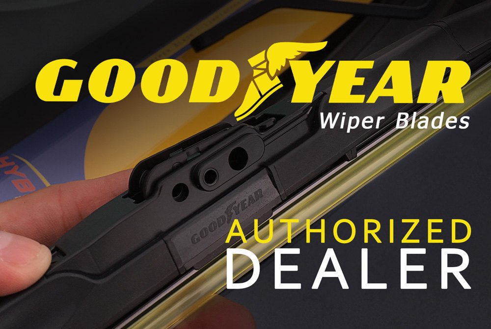 Goodyear Windshield Wipers >> Details About For Chevy G20 75 88 Goodyear Wiper Blades 711 16 Heavy Duty 16 Wiper Blade
