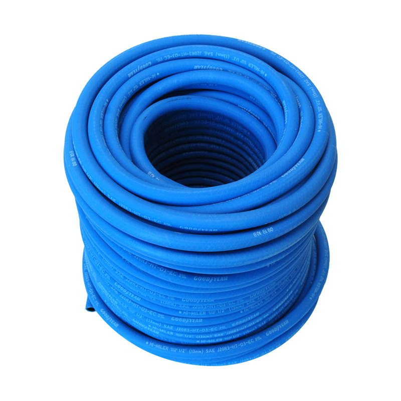 Continental contitech 65033 hi miler blue heater hose for 65033
