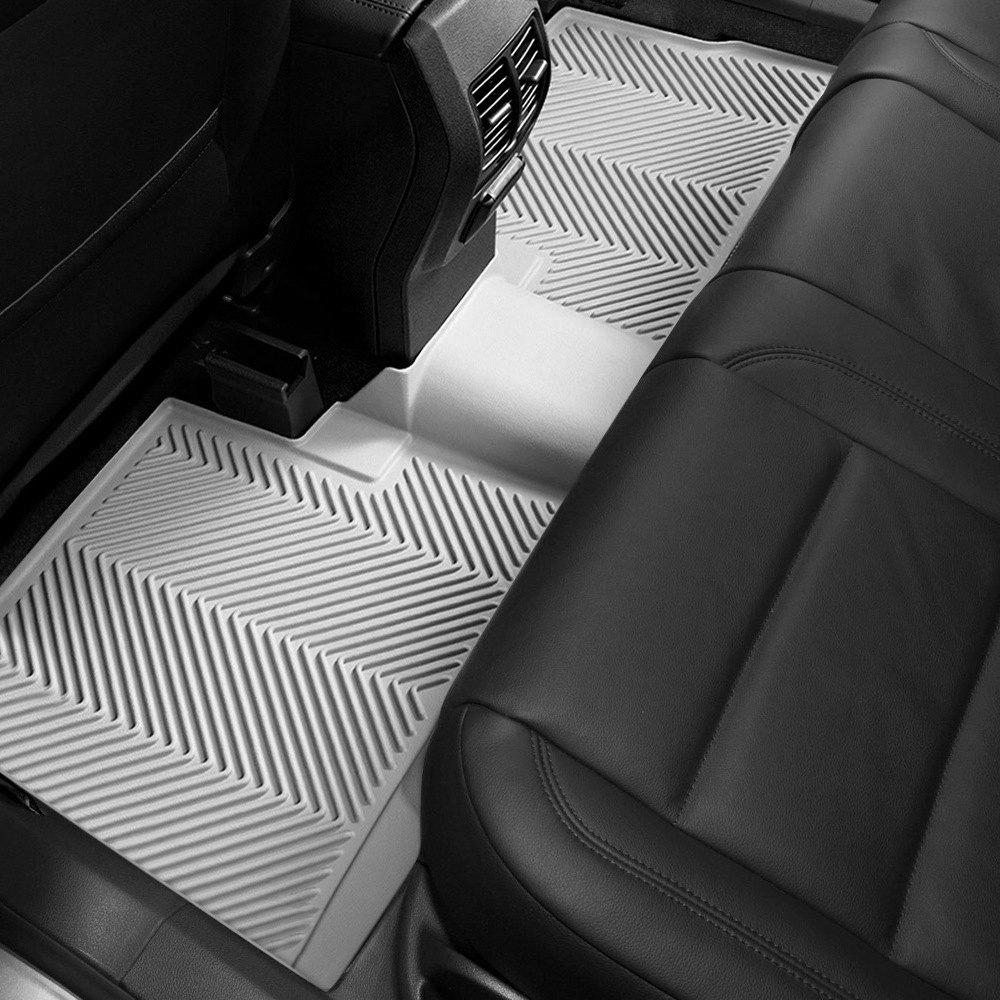 Goodyear floor mats -  Goodyear 2nd Row Gray Floor Liners