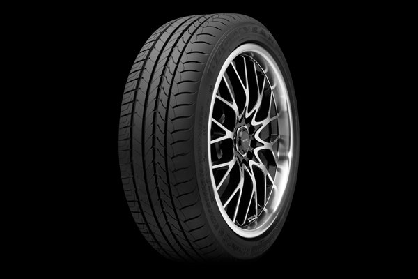 goodyear efficientgrip rof tires summer performance tire for cars. Black Bedroom Furniture Sets. Home Design Ideas