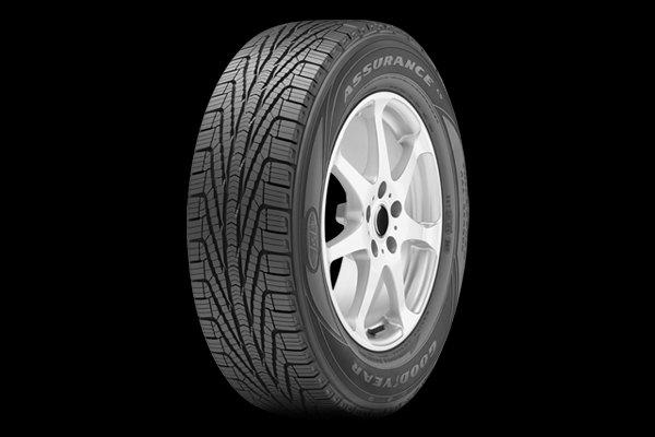 goodyear assurance cs tripletred all season tires all season performance tire for light. Black Bedroom Furniture Sets. Home Design Ideas