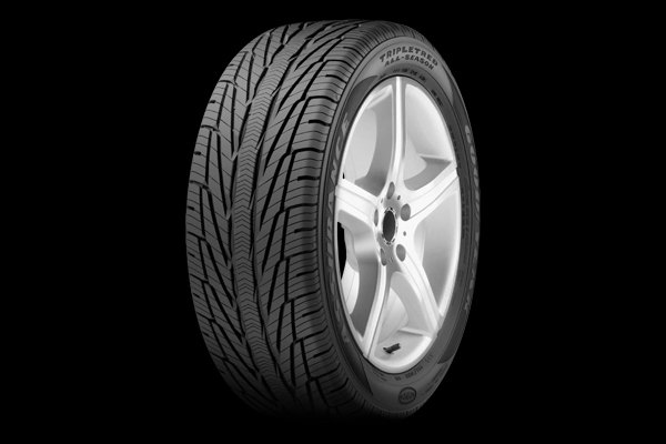 goodyear assurance tripletred all season tires all season performance tire for cars. Black Bedroom Furniture Sets. Home Design Ideas