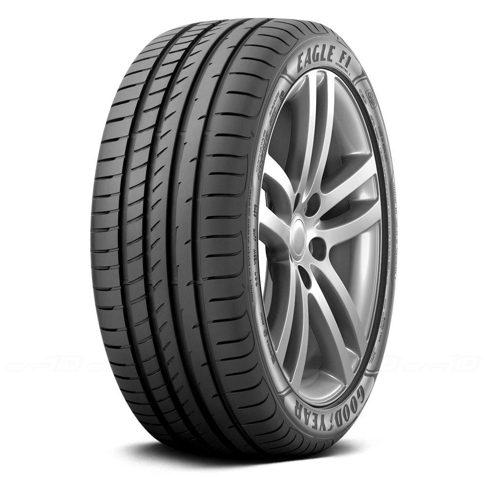 goodyear tire 235 40r 18 95y eagle f1 asymmetric 2 summer performance ebay. Black Bedroom Furniture Sets. Home Design Ideas