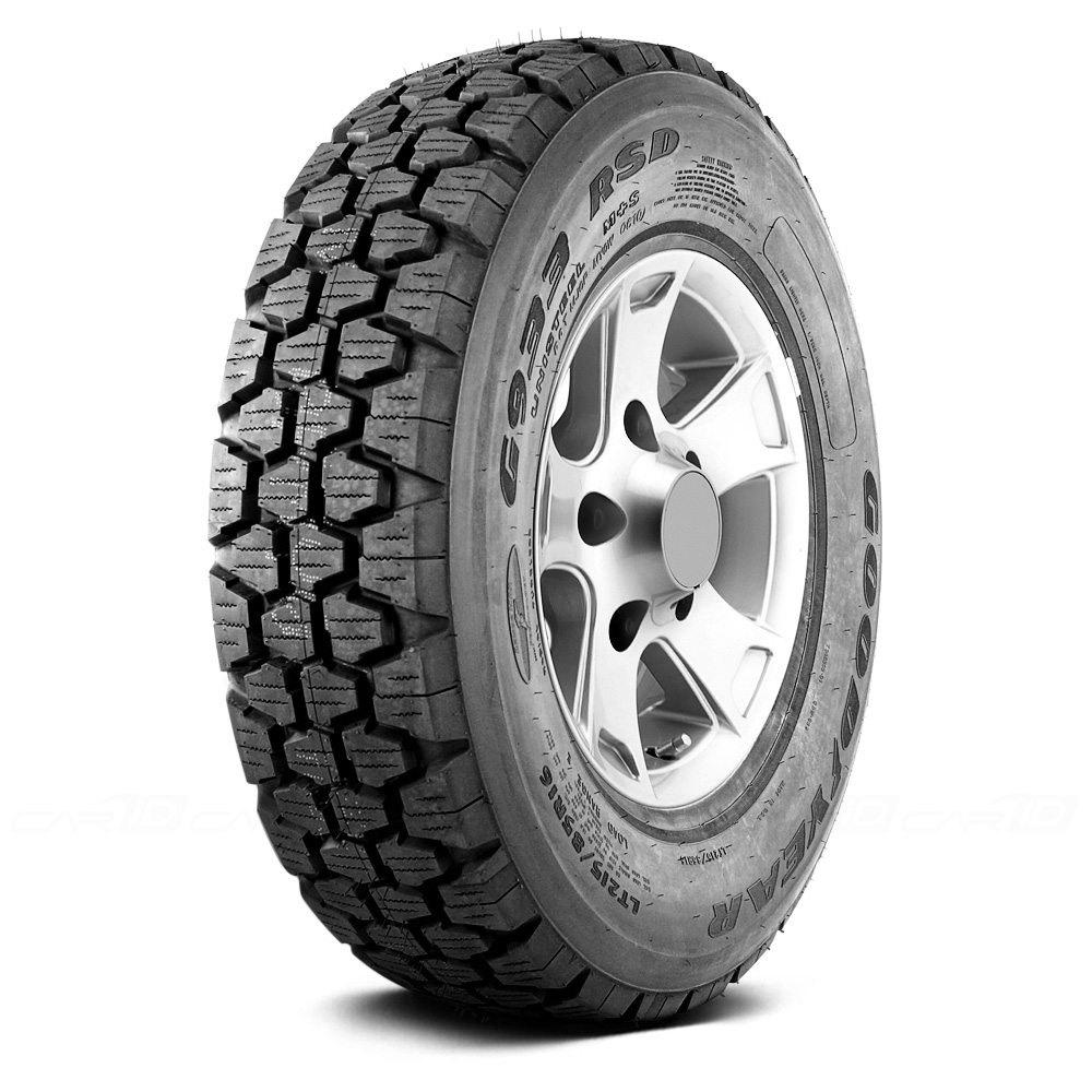 goodyear g933 rsd armor max tires. Black Bedroom Furniture Sets. Home Design Ideas