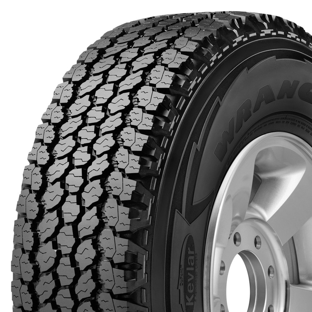 GOODYEAR® WRANGLER ADVENTURE WITH KEVLAR Tires Goodyear