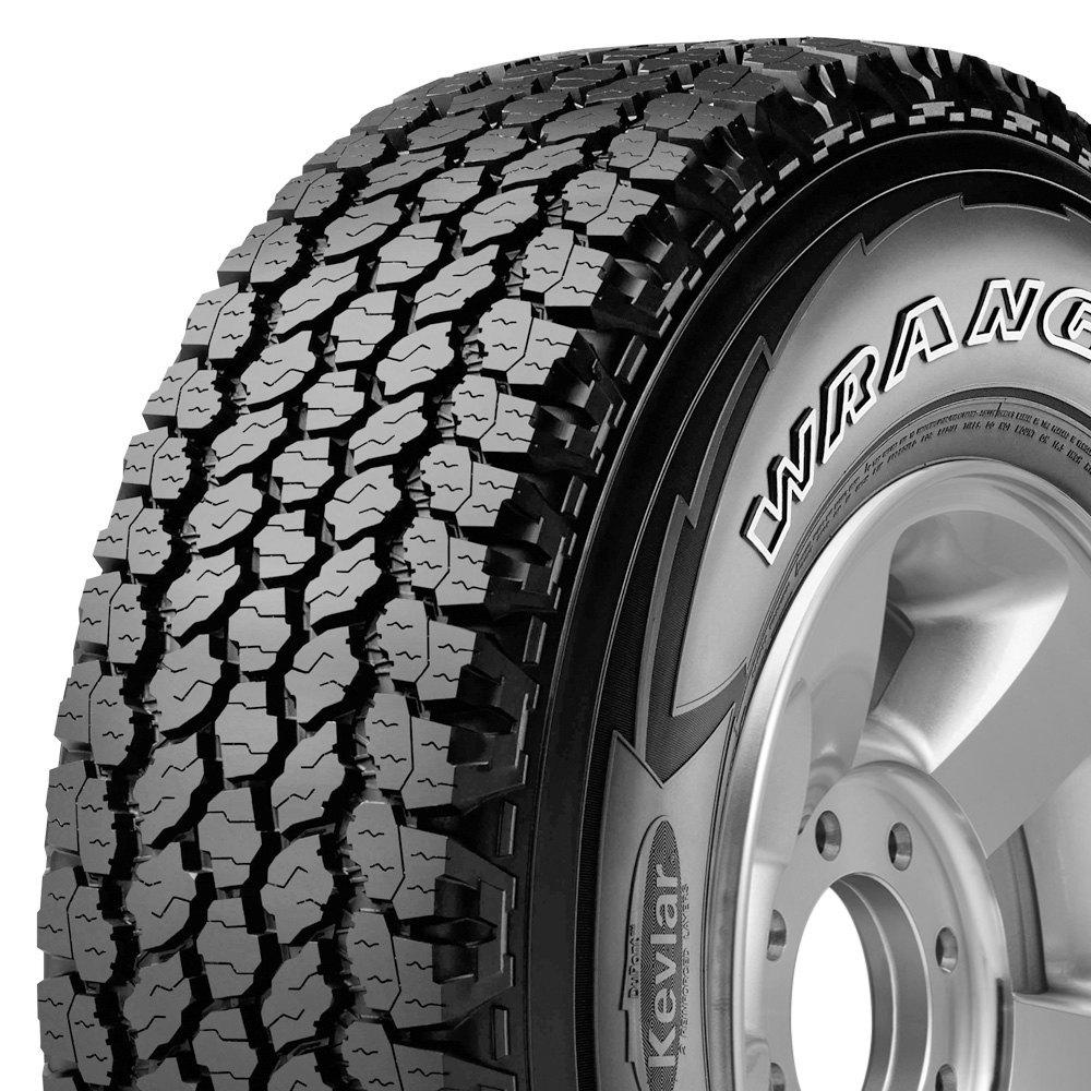 goodyear® wrangler adventure with kevlar tires