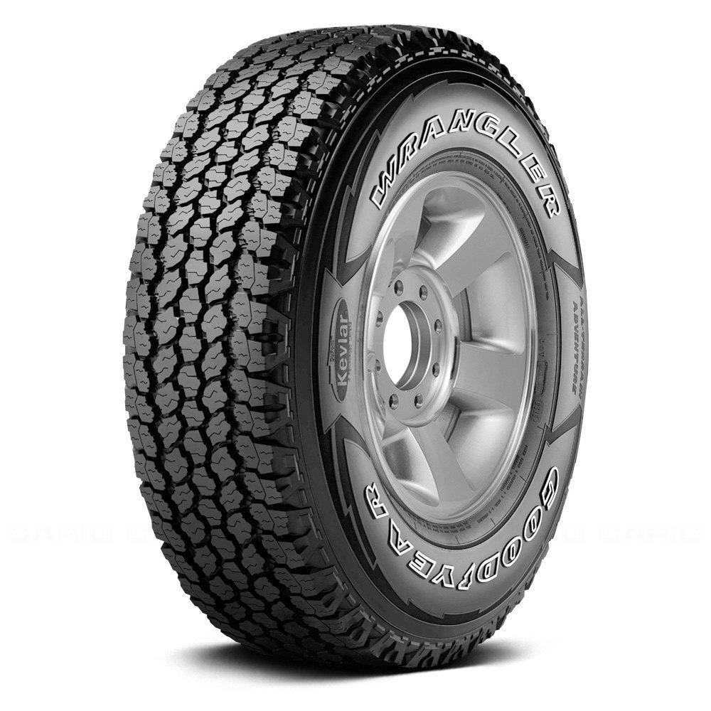 goodyear tire 265 70r 18 115t wrangler adventure w kevlar all season all terrain ebay. Black Bedroom Furniture Sets. Home Design Ideas