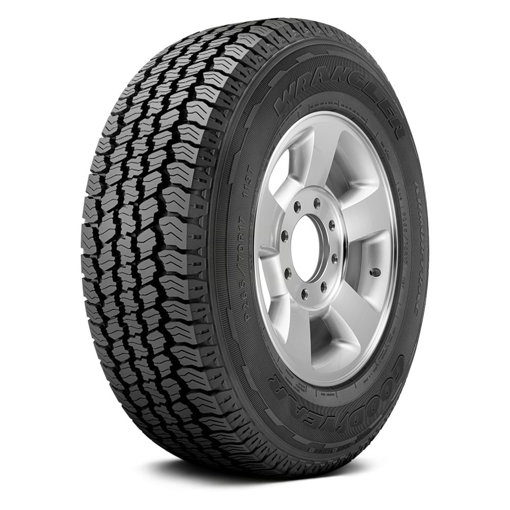 Goodyear 174 Wrangler Armortrac Tires