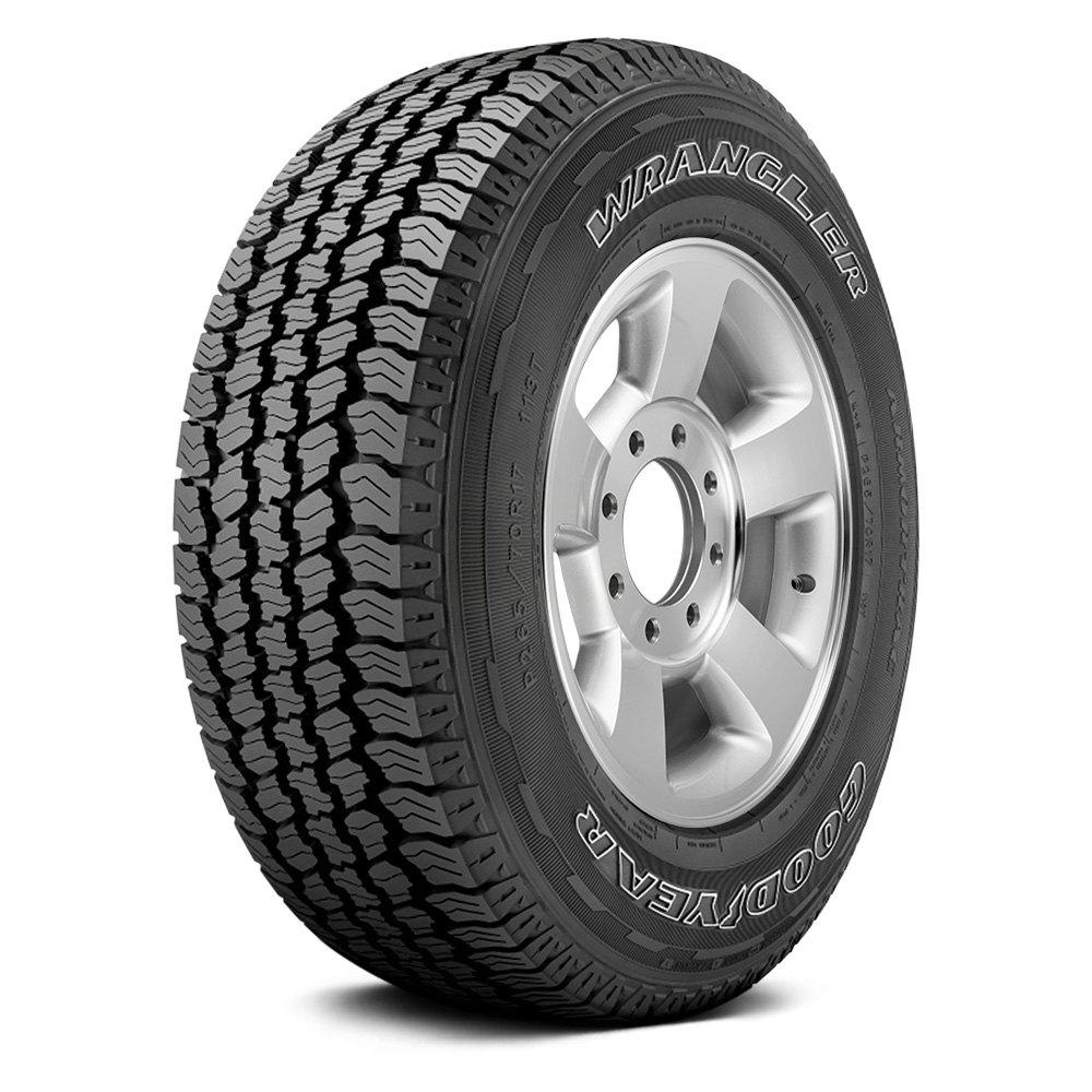 goodyear tire lt 245 75r 16 119r wrangler armortrac all season all terrain ebay. Black Bedroom Furniture Sets. Home Design Ideas