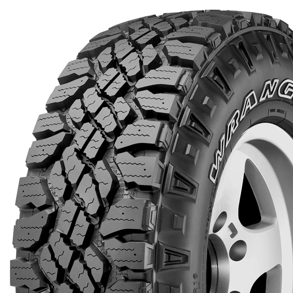 All Weather Tire >> GOODYEAR® WRANGLER DURATRAC Tires
