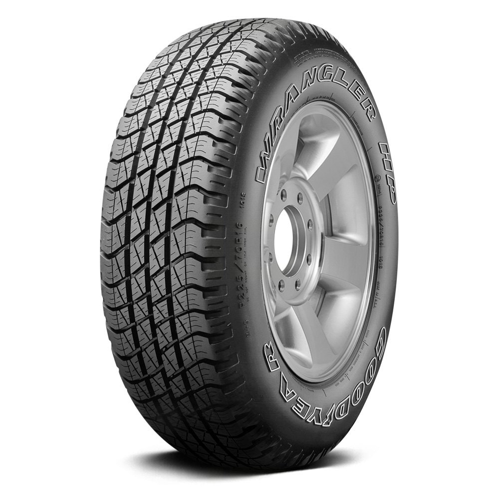 Wrangler Hp All Weather Goodyear
