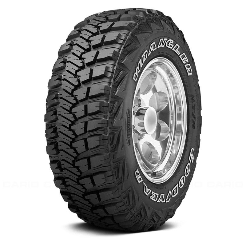 GOODYEAR WRANGLER MT R with Kevlar Tires