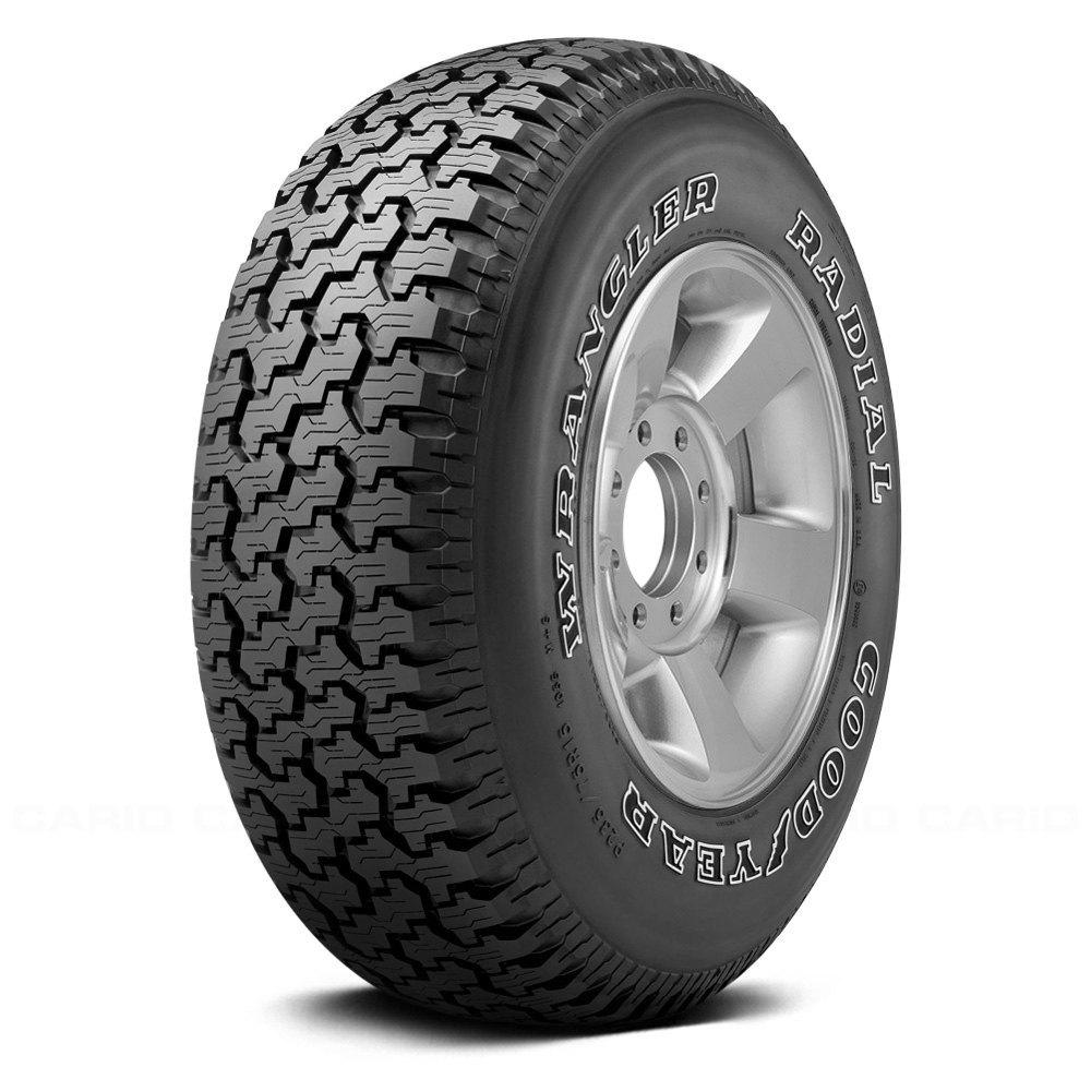 goodyear wrangler radial tires. Black Bedroom Furniture Sets. Home Design Ideas