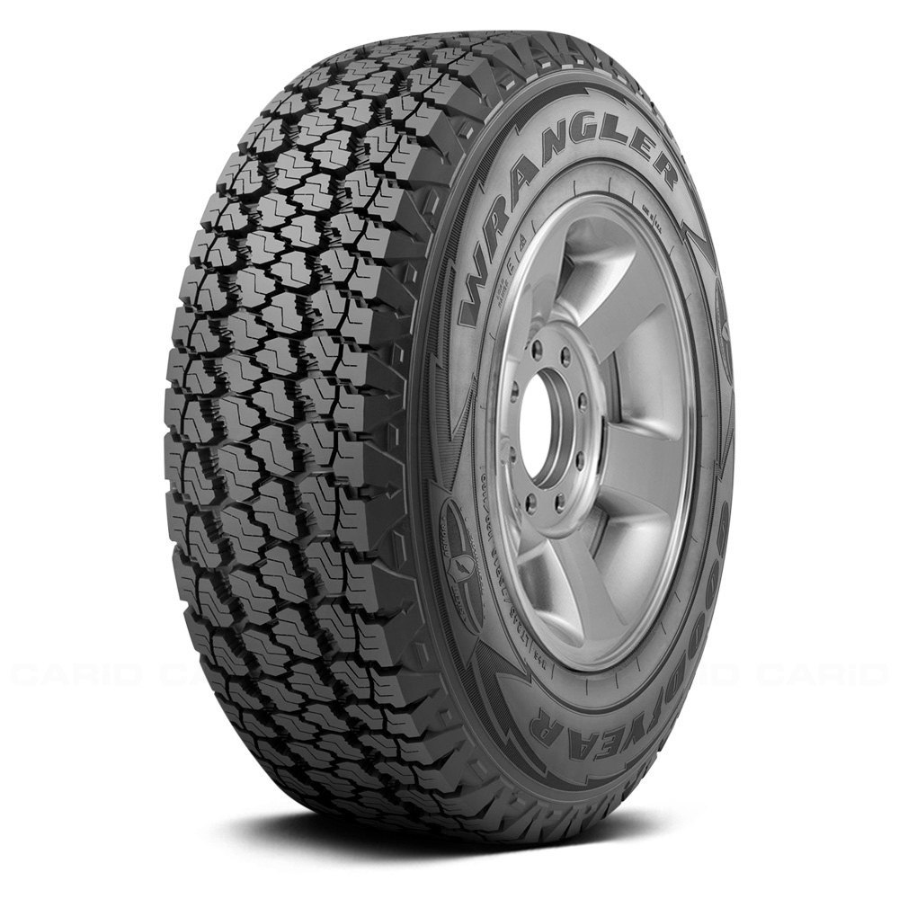 Goodyear Silent Armor >> GOODYEAR® WRANGLER SILENTARMOR Tires