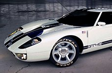 GOODYEAR® - Tires on Ford GT40